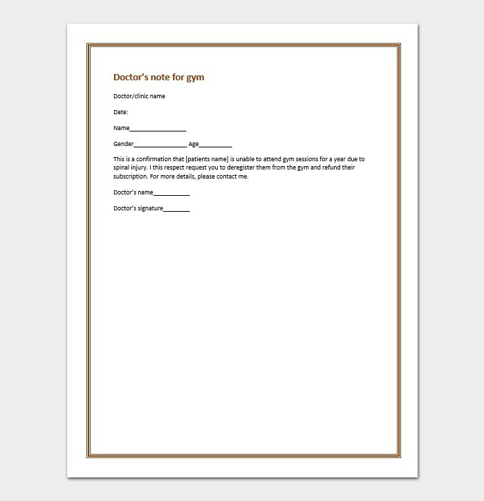 Urgent Care Doctors Note Template from www.samplenotes.net